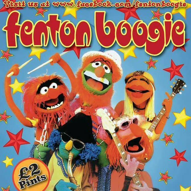 Fenton Boogie - Open Mic Live at The Fenton Leeds 00, Sep 19