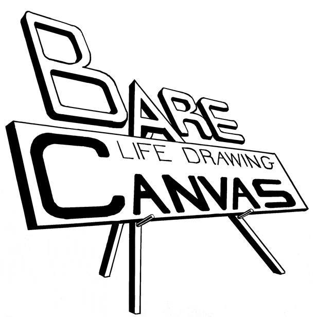 Bare Canvas - Life Drawing Live at The Fenton Leeds 00, Apr 16