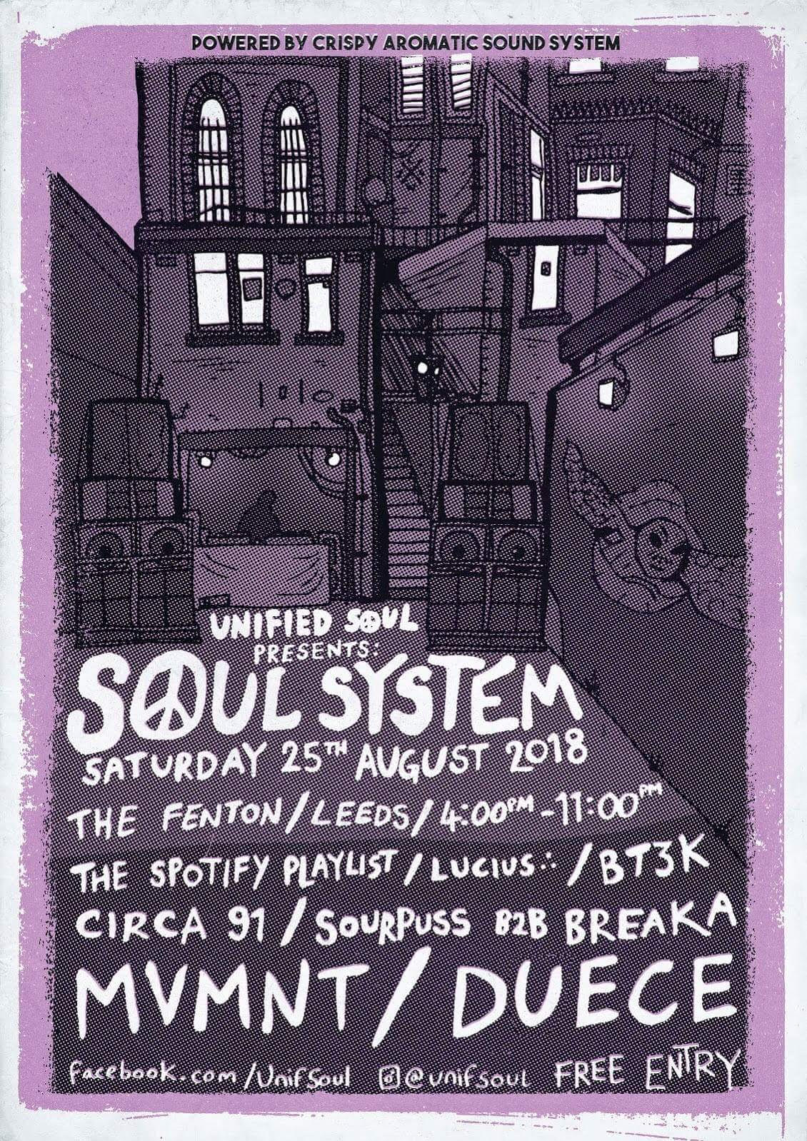 Soul System Live at The Fenton Leeds 00, Aug 25